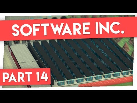 SERVER WAREHOUSE - Software Inc Modded #14