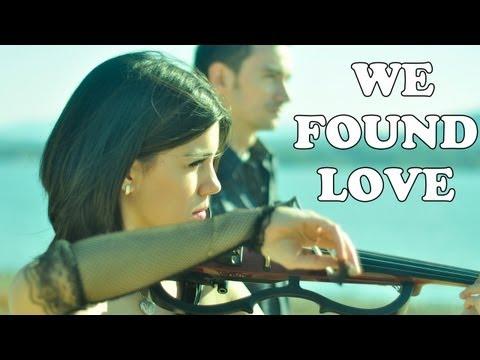 "Rihanna  ""We Found Love"" feat. Calvin Harris Cover by Viodance"