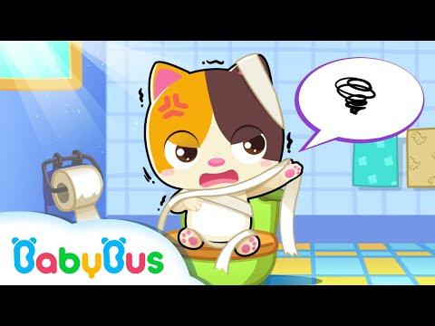 Shauchaalay Jaen   बच्चों के कार्टून   Cartoon for Kids - BabyBus Hindi
