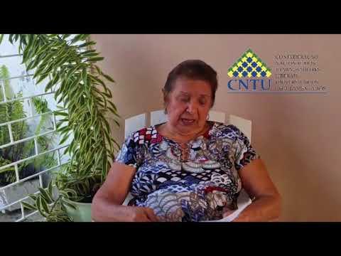 Homenagem ao 8 de março - Zaida Diniz