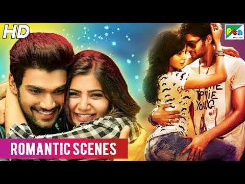 Bellamkonda Sreenivas & Samantha Prabhu  Best Romantic Scene | Mahaabali | Full Hindi Dubbed Movie