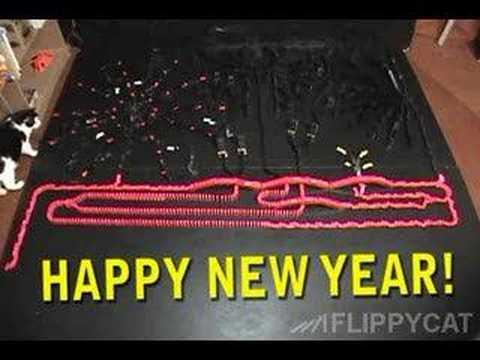 Еще раз с Новым Годом!