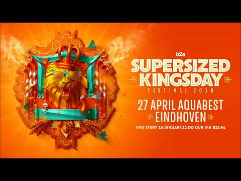 Motion - Supersized Kingsday 2018 Uptempo Warm-Up Mix