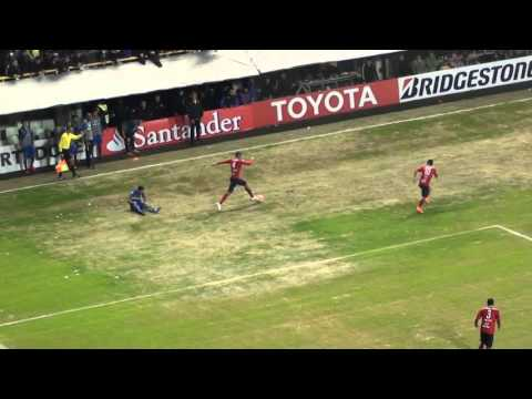 Boca Cerro Lib16 / Gol de Pavon - La 12 - Boca Juniors
