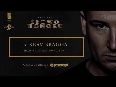Tekst piosenki Bezczel  - Krav Bragga po polsku