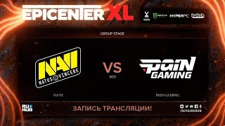 Na'Vi vs paiN Gaming, EPICENTER XL, game 1 [Maelstorm, Jam]