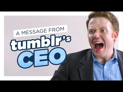 Tumblr CEO No More Porn