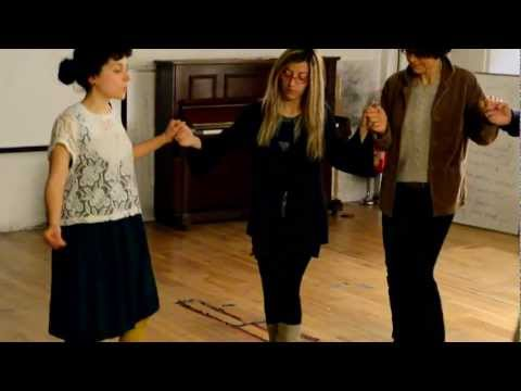 Greek Folk Dance Session in Dublin – Take 4 – The Joy Of Dancing – 1 March 2013