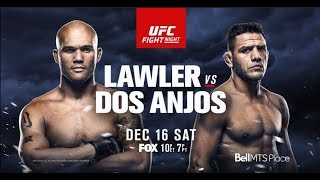 Nonton Ufc On Fox 26 Lawler V Dos Anjos Breakdown   Predictions Film Subtitle Indonesia Streaming Movie Download