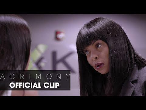 "Tyler Perry's Acrimony (2018 Movie) Official Clip ""Office"" – Taraji P. Henson"
