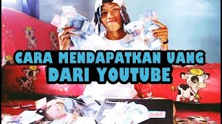 Video Cara Mendapatkan Uang Dari YouTube - Ratusan Juta Rupiah Per Bulan - Cuman Seorang Penjaga Warnet ! MP3, 3GP, MP4, WEBM, AVI, FLV Maret 2019