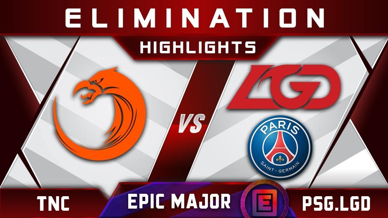 TNC vs PSG.LGD [EPIC TOP 4] EPICENTER Major 2019 Highlights Dota 2 - YouTube