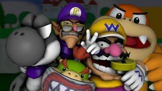Wario Bros Gang (SFM)