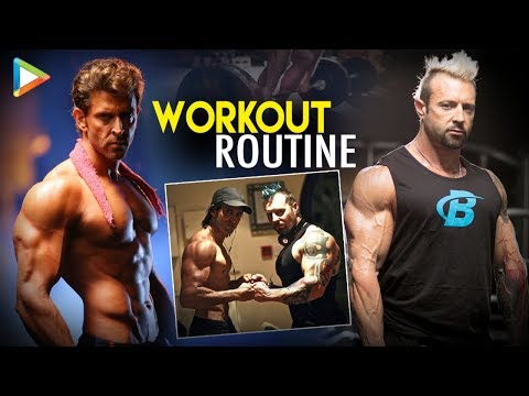 hrithik - In the first part of his Bollywood Hungama exclusive interview with Content Head Broadband Faridoon Shahryar, Kris Gethin talks about his stint as a trainer ...