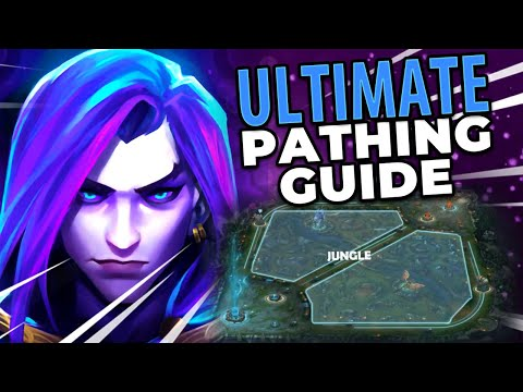The Only Jungle Pathing Guide You Will Ever Need | Season 11 - League of Legends