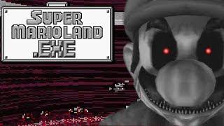 8-BIT HORROR IS BACK | Super Mario Land.EXE [Super Mario Horror Game]
