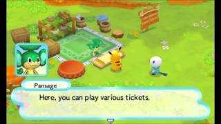 Download Rom Pokémon Mystery Dungeon Gates To Infinity 3DS