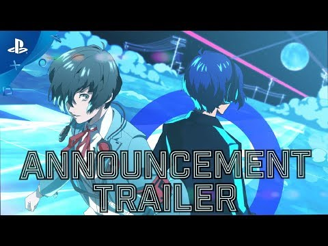 Persona 3 Dancing In Moon Night : Trailer d'annonce