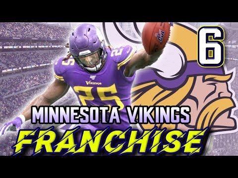 HASKINS UNDER FIRE | Madden NFL 20 Minnesota Vikings Franchise | Ep. 6 vs Redskins