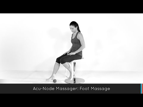 Atlas Vibration Acu-Node Massager: Foot