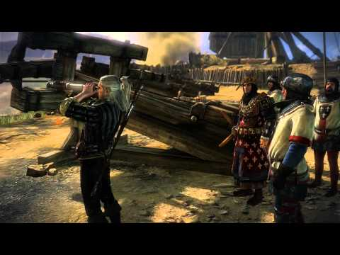 Vidéo : The Witcher 2 - Level 2 sur PC [HD1080]