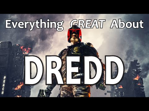Everything GREAT About Dredd! (2012)