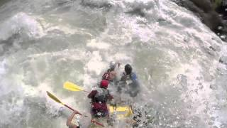 Lava Falls Flying Raft Guide 2015