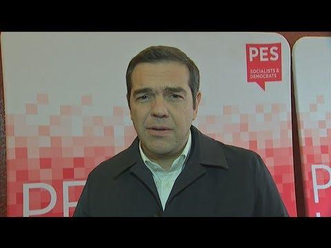 Στις Βρυξέλλες ο Αλ. Τσίπρας για την Προπαρασκευαστική Σύνοδο του Ευρωπαϊκού Σοσιαλιστικού Κόμματος