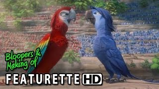 RIO 2 (2014) Featurette - You're The Bird