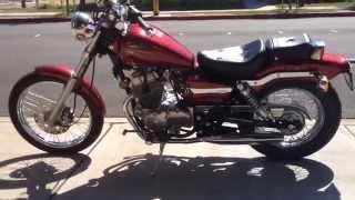 7. 2013 honda rebel 250