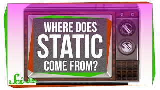 Where Does Static Come From? by  SciShow