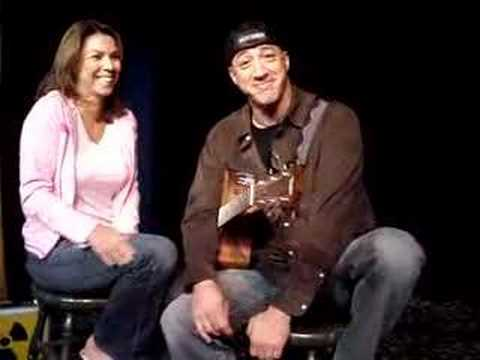 Musical Comedian Interview Mark Eddie and Funny Songs