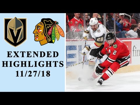 Video: Vegas Golden Knights set franchise record with 8 goals in a game I EXTENDED HIGHLIGHTS I NBC Sports