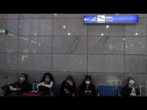 COVID-19: Η Ελλάδα κλείνει τα σύνορά της για πολίτες χωρών εκτός ΕΕ…