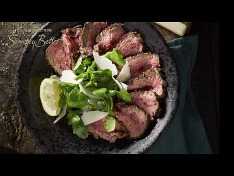 Dunnes Stores Simply Better | Beef Carpaccio
