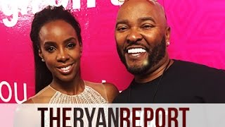 Kelly Rowland, Ludacris, Empire On The Ryan Report: The RCMS w/ Wanda Smith