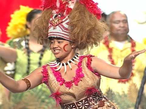 Samoan Dancers