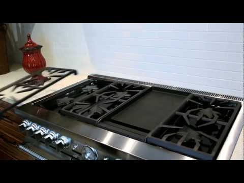 Care for Thermador Gas Cooktops