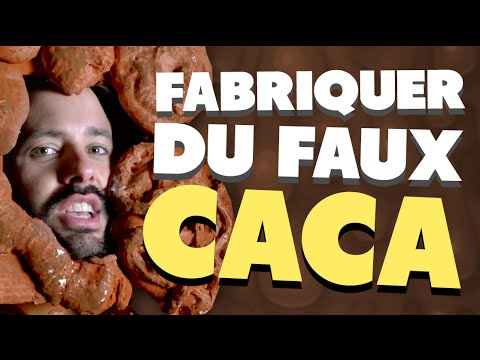 FABRIQUER DU FAUX CACA