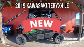 7. 2019 Kawasaki Teryx LE Walkaround