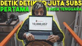 Video Detik Detik 10 JUTA SUBS PERTAMA DI ASIA TENGGARA! MP3, 3GP, MP4, WEBM, AVI, FLV Mei 2019