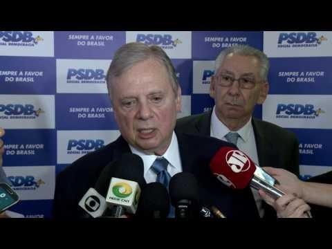 PSDB entra em consenso na defesa da reforma política e criará grupo para definir calendário de convenções
