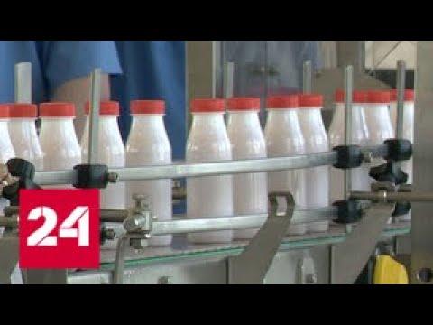 ВЧелябинской области начали производить растительное молоко