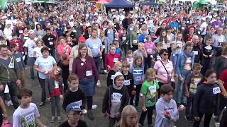 Weltrekord: 162 Jonglieranfänger lernen in 20 Min. Jonglieren mit 3 Bällen