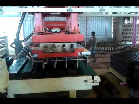 Wangda brick machine - Working in Chennai
