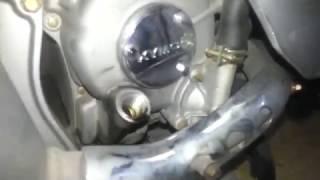 9. Cambio de Aceite Kymco Grand Dink 250