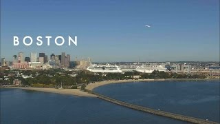 Boston is the largest city in Massachusetts, and its capital. In this short video look out for Massachusetts State House, Bunker Hill Monument, the Red Sox Fenway Park, the world's oldest commissioned naval vessel afloat, as well as different aspects of the city's skyline.