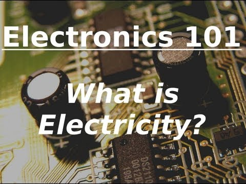 electronics - This is the first in the video series where we explore the world of analog electronics. As this is the first video, we go over what is probably the most impo...