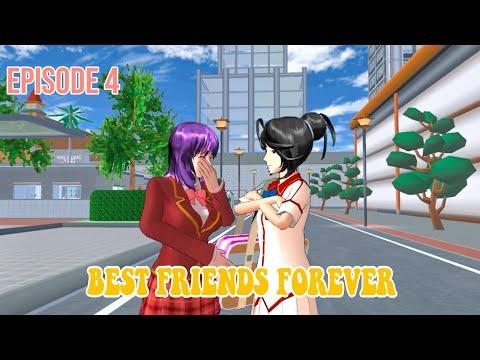BEST FRIENDS FOREVER | EPISODE 4 | SAKURA SCHOOL SIMULATOR