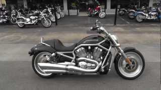 2. Used 2007 Harley-Davidson V-Rod VRSCAW Motorcycle For Sale
